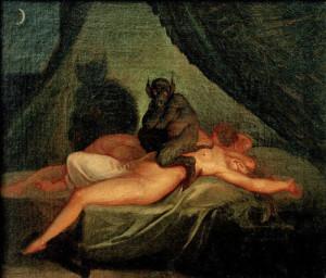 demon-on-chest
